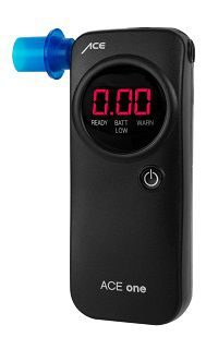 ACE one Breathalyzer